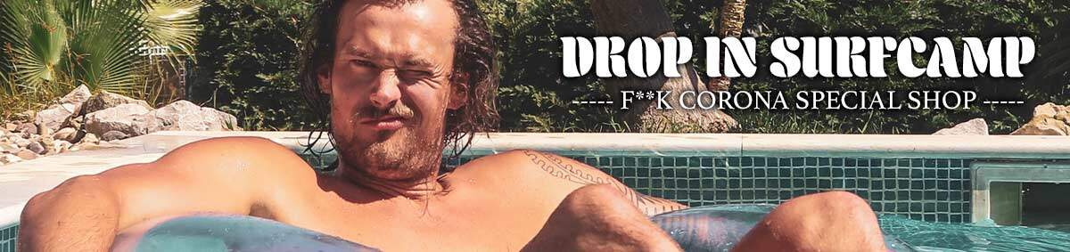 Drop In Surfcamp Portugal - Corona Shop