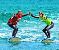 Drop In Surfcamp Portugal - Surfergirls