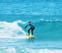 Drop In Surfcamp Portugal - Advanced Surfer